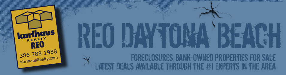 Daytona Beach Foreclosures, Bank-Owned Properties, REO Real Estate For Sale