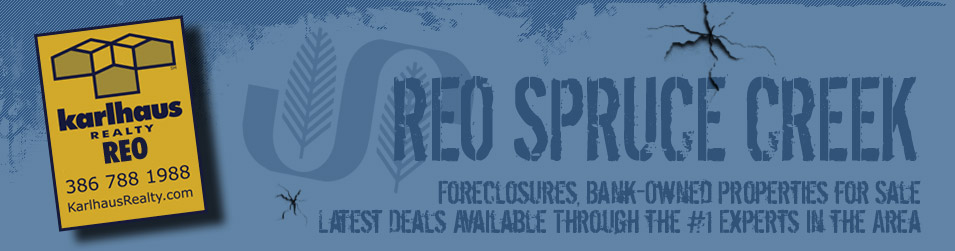 Spruce Creek Fly-In Foreclosures, Bank-Owned Properties, REO Real Estate For Sale