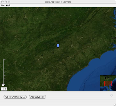 Building maps into your swing application with the jxmapviewer gumiabroncs Gallery