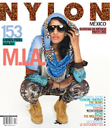 NYLON MEXICO JUNIO