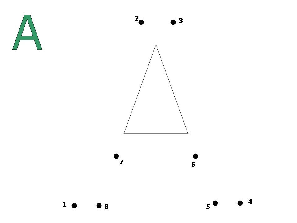 Раскраски а4 тачки