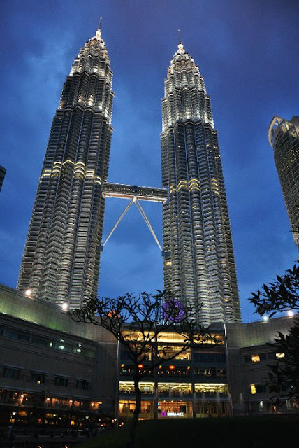 Klcc Pedestrian Bridge