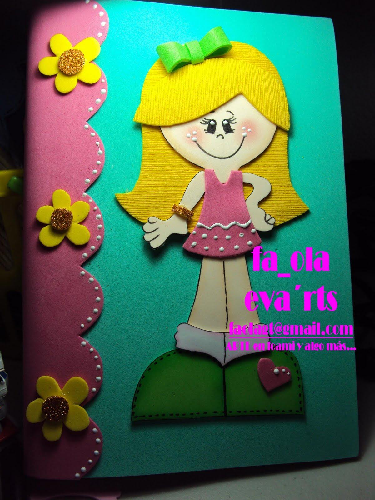 Nuevo Cuaderno Decorado