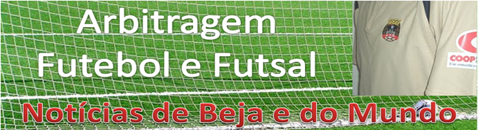 Arbitragem de Futebol e Futsal