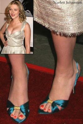 Scarlett Johansson Feet on Scarlett Johansson Feet  Legs And Shoes Photos