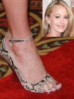 feet Courtney hansen