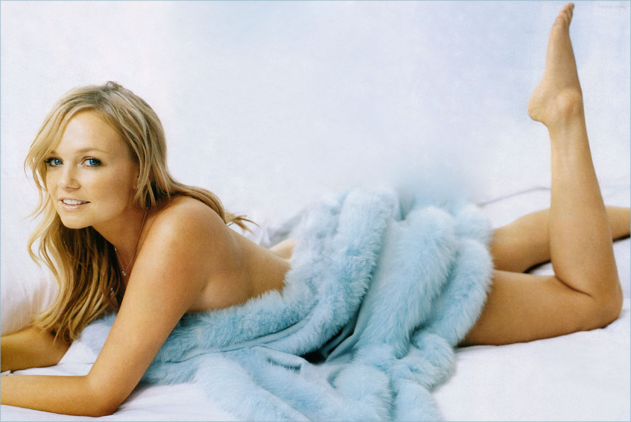Emma Bunton High Love Pics