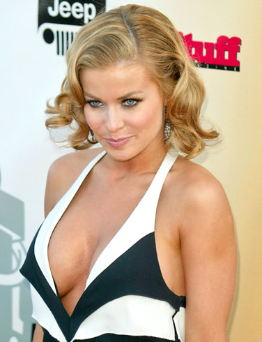 Carmen Electra is an amazingly sexy American glamour model, ...