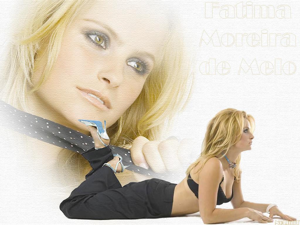 Fatima Moreira De Melo - Photo Set