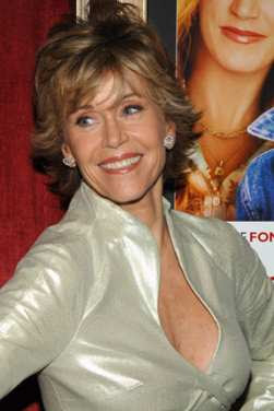 Jane Fonda Bra Size B Is A Wonderful American Actress