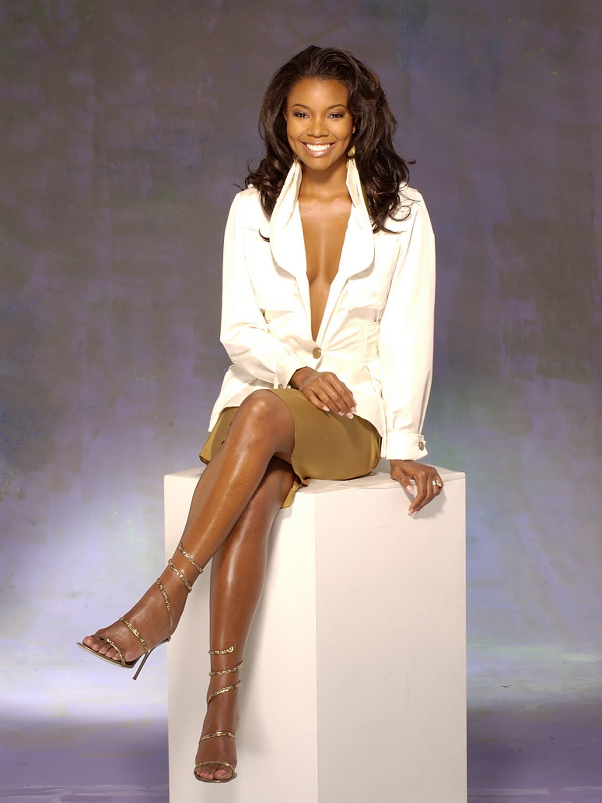 Gabrielle union toes