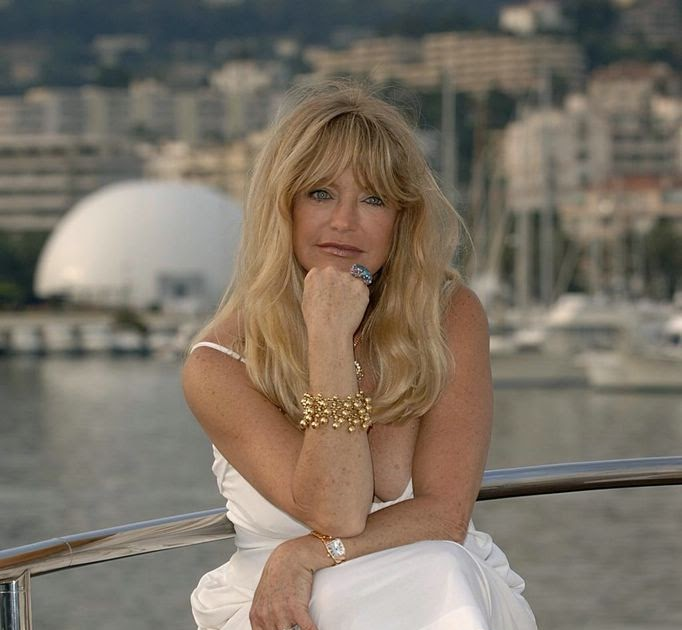 Feet Collection : Goldie Hawn Feet