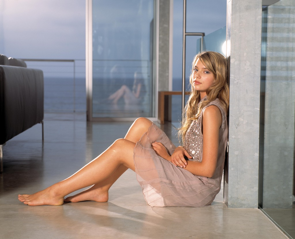 Feet Collection : Indiana Evans Feet
