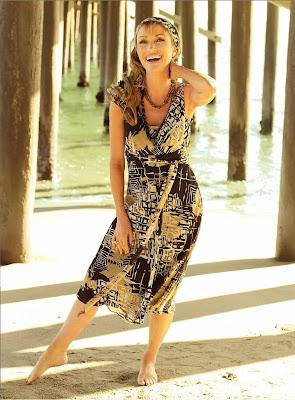 New Celebrity Buzz: Jane Seymour Feet