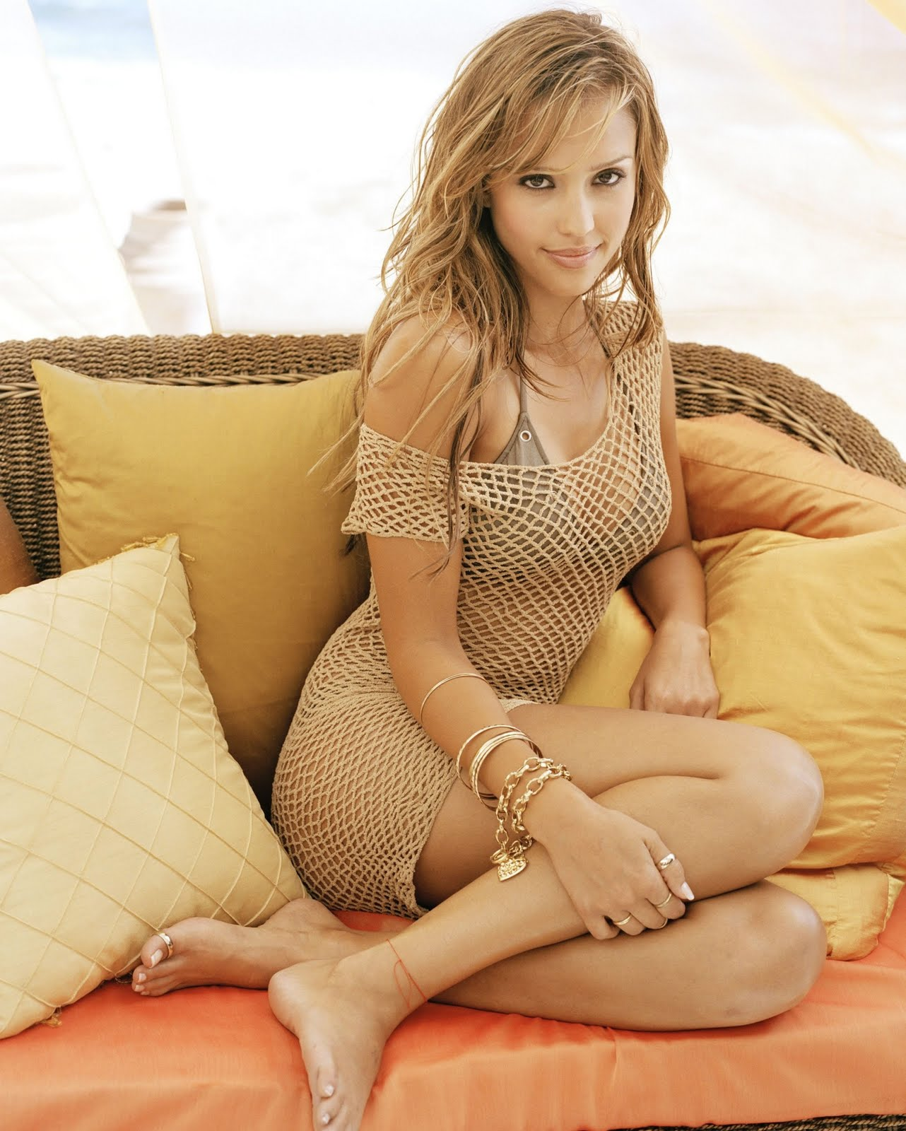 Jessica alba is a breathtakingly beautiful american actress known for