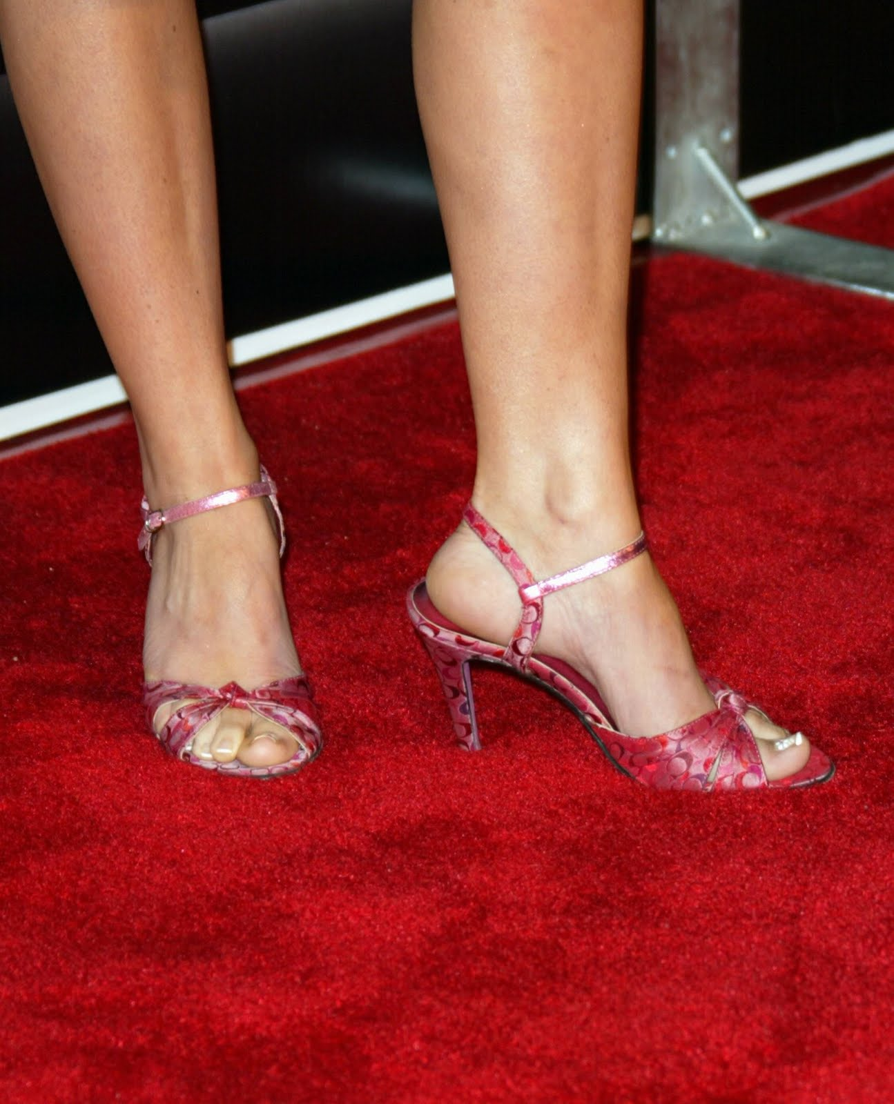 Lacey Chabert Feet