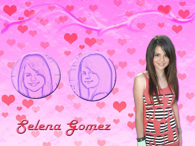 Selena Gomez Desktop Wallpapers