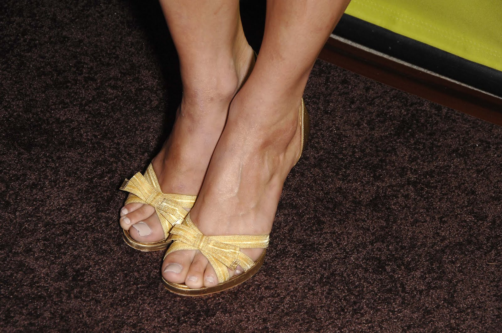 Celebs foot fetish