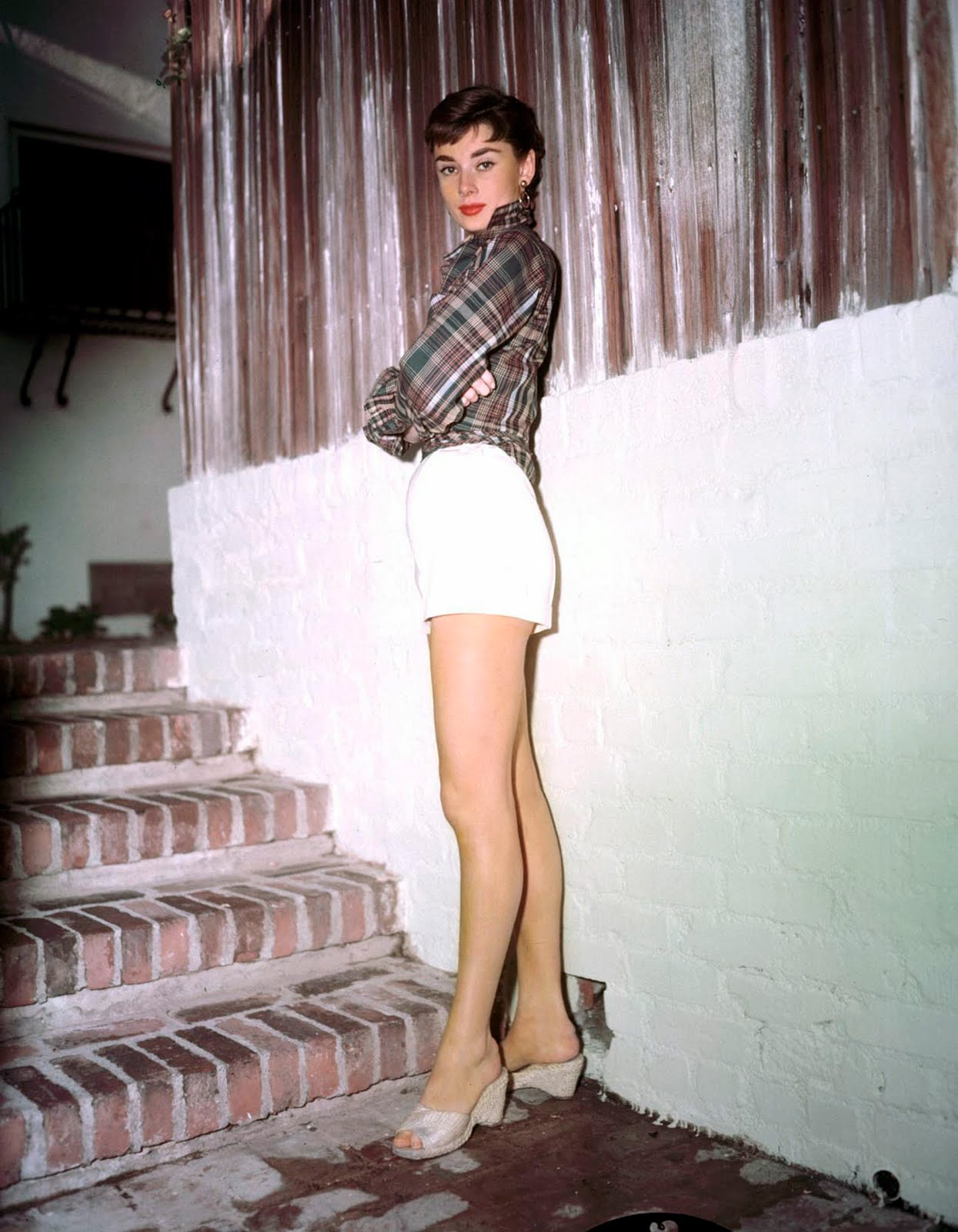Audrey hepburn shoe size celebrity feet size