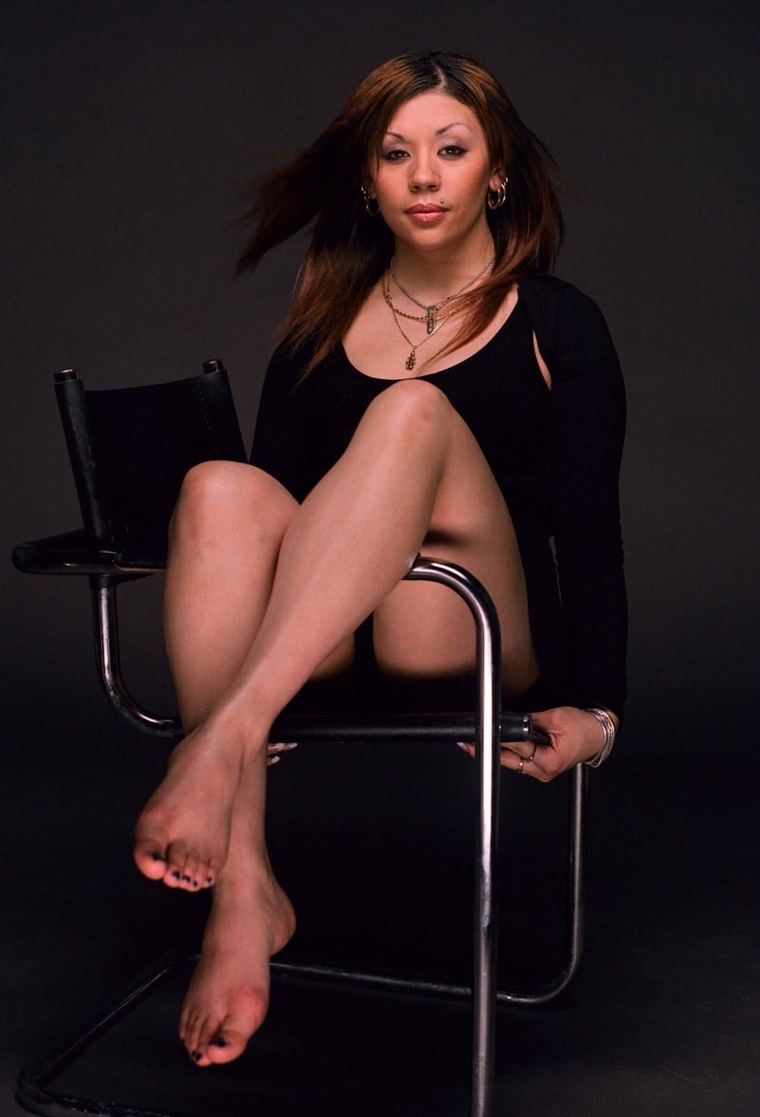 Feet Collection : Mutya Buena Feet