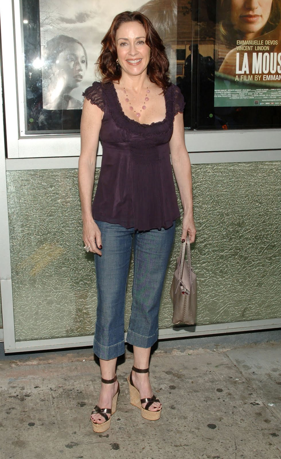 patricia heaton feet images