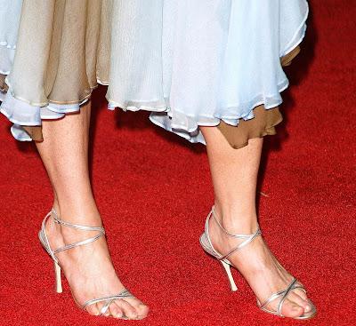 Montgomery feet poppy Celebrity Feet