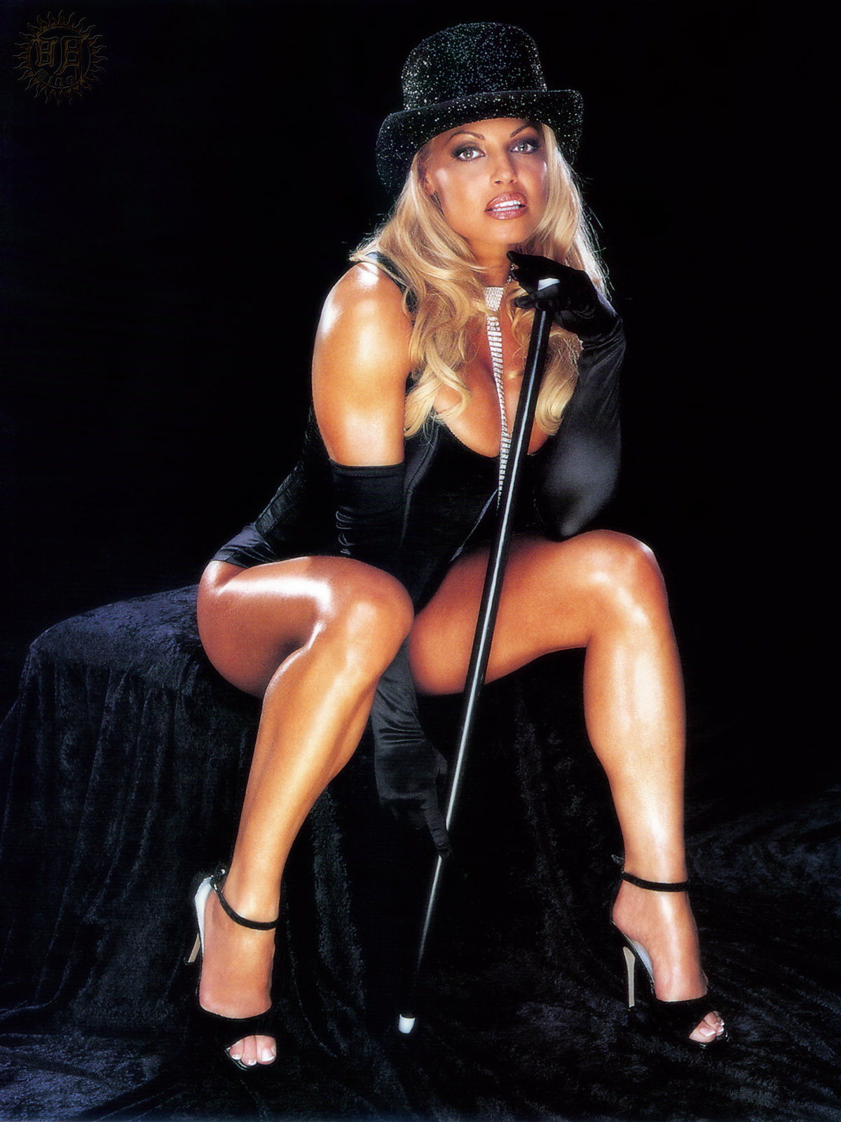 Trish stratus in the nude