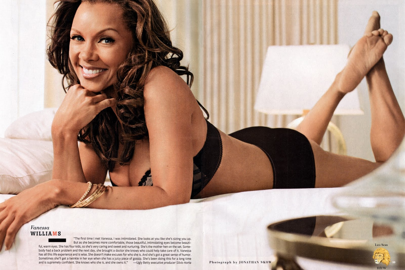Vanessa Williams Feet ~ kimchi-for-breakfast