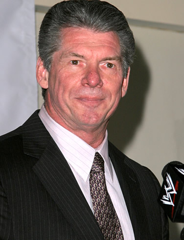 Total Celebrity Vince Mcmahon Height