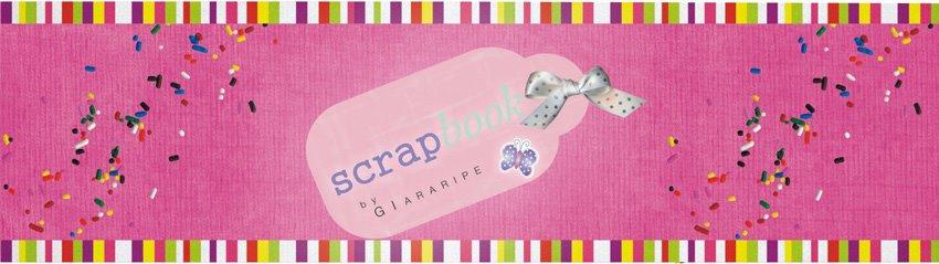 Scrapbook by Gi Araripe