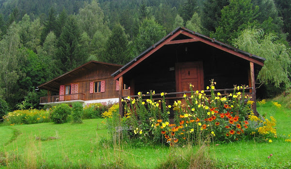 Chamonix valley Chalet