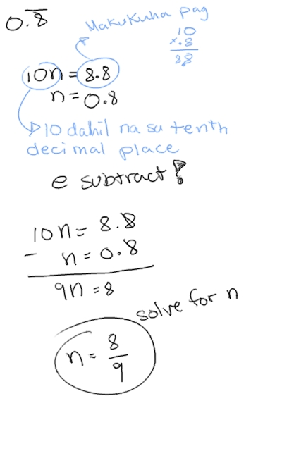Kolokyal Math Fraction To Decimal Decimal To Fraction