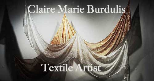 Claire Marie Burdulis, Textile Artist