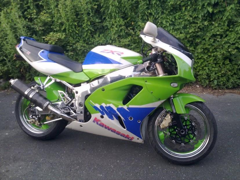 shane glanfield Kawasaki Motorcycles