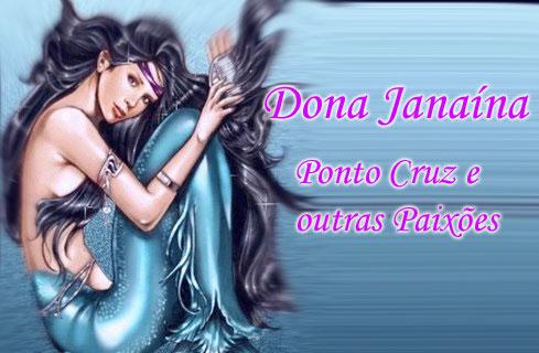 Dona Janaína - Ponto Cruz e outras Paixões
