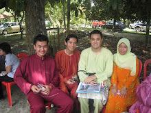 Ehsan, Iras, Helmie & Me