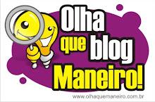 Selo Olha que Blog Maneiro