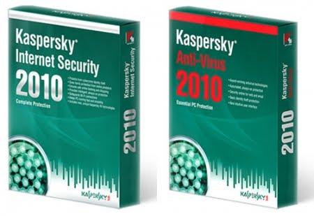 Скачать бесплатно Kaspersky Anti-Virus & Internet Security 2010 9.0.0 B