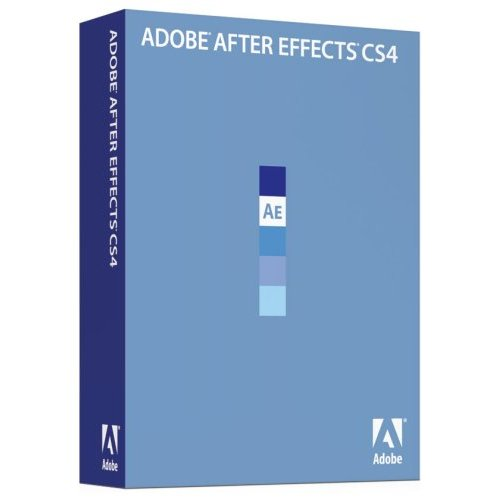 Adobe After Effects CS4 Pro Final (1 dvd)