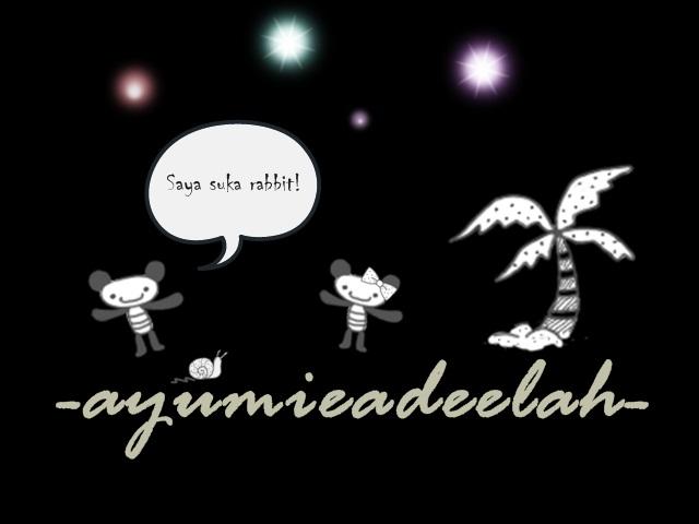 ♥ayumieadeelah♥