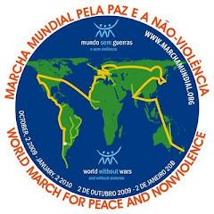 Marcha da Paz - Por um Mundo sem Violência
