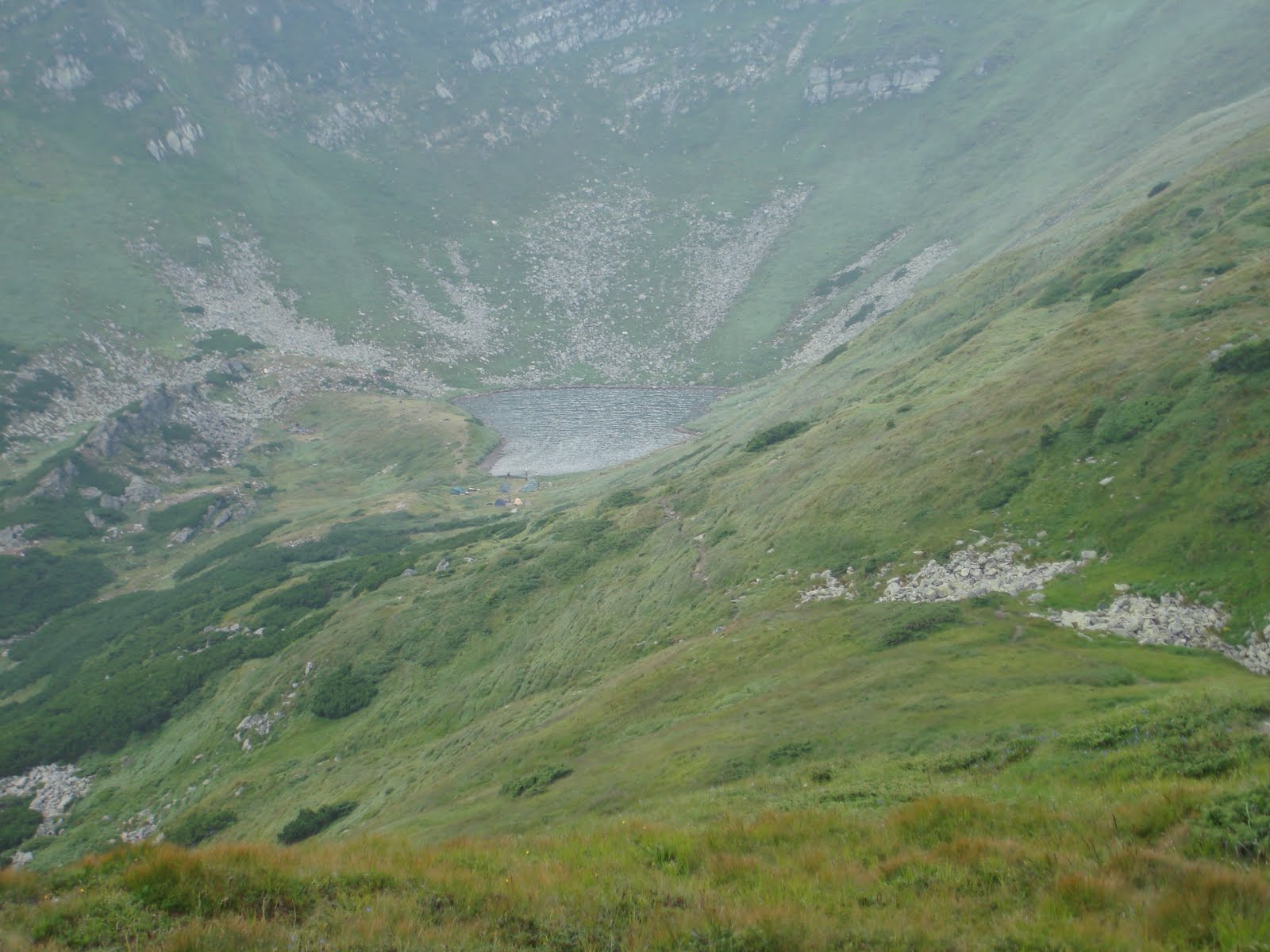 Чорногора г пип иван озеро
