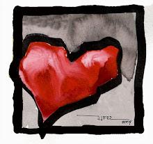 El corazón, la felicidad y la angustia...