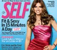 Self magazine cover from singer-poet Lisa B (Lisa Bernstein) blog