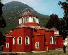 ATHOS Biserica de manastire