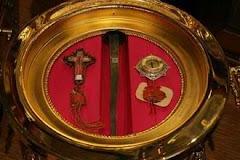 unul din cuiele rastignirii lui Hristos