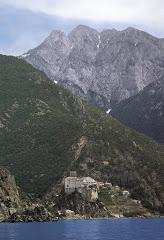 Manastirea DIONISIU - Athos