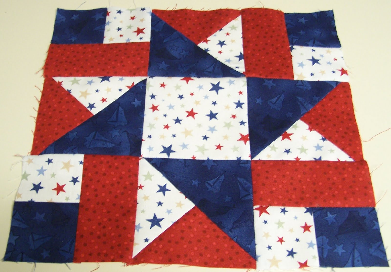 Layer Cake Quilt Square Patterns : the stampers cottage: Layer Cake Quilt Along Blocks #1 and #2