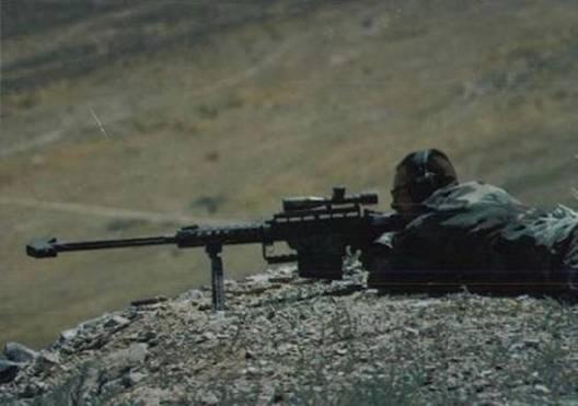 Pkk 3 sırp sniper kiraladı iddiası