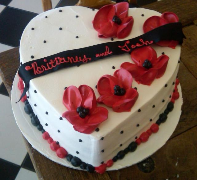 Heart Shaped Birthday Cake Ideas and Designs